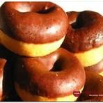 Receita Dunuts de chocolate