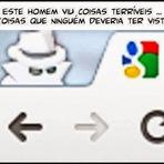 Veja o mistério do navegador oculto