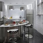 Cozinha Planejada Para Apartamento!
