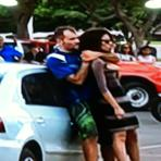 Vídeo do homem que fez uma mulher refém em frente ao Palácio no Distrito Federal