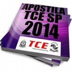 APOSTILA TCE SP 2014 25,99 Auxiliar da Fiscalização Financeira II