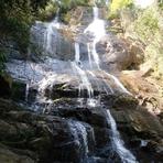 Cachoeira Machado II em Bueno Brandão