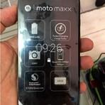 Vaza imagens do Moto Maxx: O novo top de linha da Motorola #Monstruoso