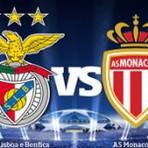 Futebol - Video Benfica 1 vs 0 AS Monaco – Liga dos Campeões