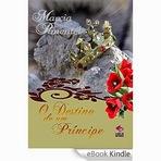 Amazon: Nova capa e nova revisão do livro O Destino de Uma Príncipe
