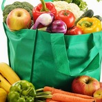 Comer frutas e legumes diariamente torna-a mais feliz