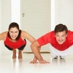 5 Exercícios para emagrecer em casa e definir o abdômen