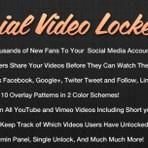 Blogosfera - Social Video Locker Plugin Wordpress codecanyon free