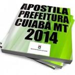 APOSTILA PREF CUIABÁ MT 2014 26,10 ENFERMEIRO