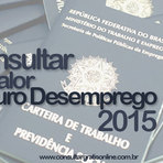 CONSULTAR VALOR SEGURO DESEMPREGO 2015