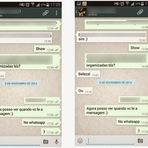 WhatsApp agora mostra quando usuário lê a mensagem com setas azuis