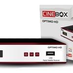 Atualização CINEBOX OPTIMO HD – 05/11/2014