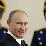 Internacional - Vladimir Putin lidera lista de poderosos da Forbes