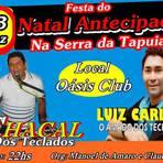 Serra da Tapuia: Festa do Natal Antecipado