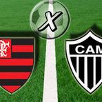 Assista Flamengo X Atlético/MG online, jogo válido pela Semi-Final da Copa do Brasil às 22:00 h