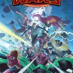 Marvel divulga capa da primeira edição de Secret Wars