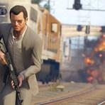 Grand Theft Auto V – Vídeo de comparação de PS3 para PS4