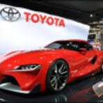 Novo Toyota FT 1