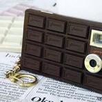 A câmera de chocolate que funciona de verdade