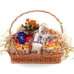 Montar uma cesta de café da manhã ou comprar?