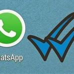 Ferramentas PC : O que é essa seta azul no meu Whatsapp ?