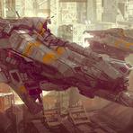 Jogos - Realidade virtual - Conheça 3 gigantes simuladores espaciais