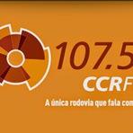 Rádio CCR FM Nova Dutra FM ao vivo e online Margens da BR-116 SP