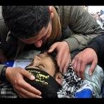 Homenagem aos mártires das Brigadas Al-Quds