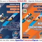 Concurso Público Secretaria de Estado da Educação do RS - Apostila SEDUC (RS) 2014
