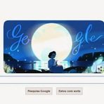 Cecília Meireles é homenageada na página de buscas do Google