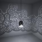 Luminárias modernas feitas em impressão 3D