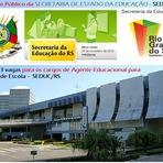 Apostila SEDUC/RS - Concurso Servidor de Escola - Agente Educacional - Edital Edital FUNDATEC