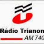 Rádio Trianon AM 740,0 ao vivo e online São Paulo SP