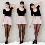 A Moda Do Shorts Saia!