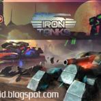 Downloads Legais - Iron Tanks Apk v0.65 [Mod Money]