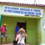 Conquista que se torna realidade: Itapiúna Polo do Enem 2014