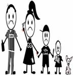 Cinema - A ficção está cheia de famílias problemáticas