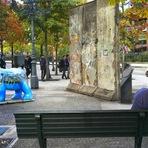 Internacional - 25 anos depois: Onde no mundo é o Muro de Berlim?