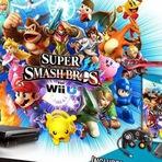 Bundle de Smash Bros com WiiU chegando aí?