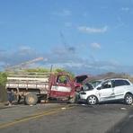 Violência - Grave acidente com vitima fatal é registrado na BR-226 em Currais Novos-RN