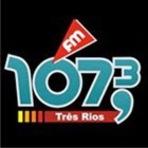 Rádio 107,3 FM - Três Rios - RJ