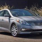 Novo Hyundai Azera 2015 é apresentado no Salão do Automóvel em Miami (EUA)