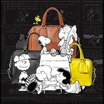 Bolsas Snoopy: Inspiradas nas tirinhas Peanuts!