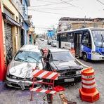 Motorista atropela 15 pessoas na saída de igreja em SP