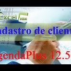 Cadastro e agendamento de clientes