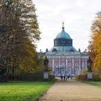 Outono no Parque Sanssouci- Potsdam- Alemanha.
