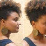 Fotos penteados para cabelos curtos e crespos