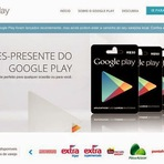 Portáteis - Vales-presente chegam oficialmente à Play Store no país