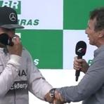 Fórmula 1 - F1: Piquet diz a Hamilton que o inveja por sua namorada