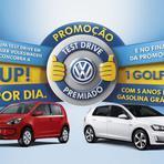 Promoção Test Drive Premiado Volkswagen 2014